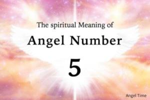 エンジェルナンバー5の数字の意味『人生の大きな変化の訪れ』