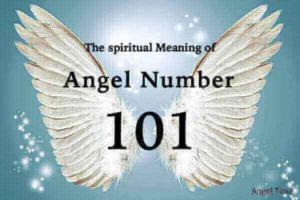 エンジェルナンバー101の数字の意味『個人的な成長や精神的な目覚め、悟りの時』