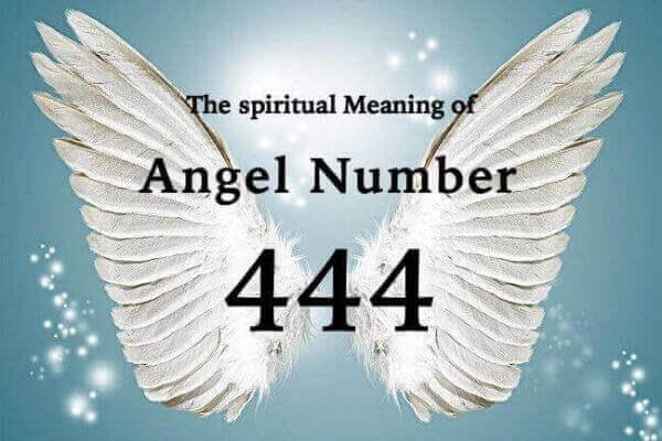 エンジェルナンバー444の数字の意味『天使たちが導いてくれています』
