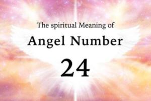 エンジェルナンバー24の数字の意味『達成は目の前です・現在の道を歩み続けなさい』