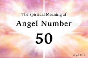 エンジェルナンバー50の数字の意味『自分に忠実に生きなさい』