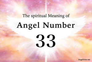 エンジェルナンバー33の数字の意味『成長・愛をもってサポートされています』