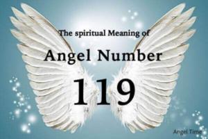 エンジェルナンバー119の数字の意味『願望を高く持ち、次のレベルに進んで』