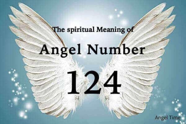 エンジェルナンバー124の数字の意味『ポジティブな心構え・ハードワーク』