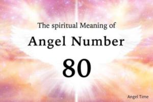 エンジェルナンバー80の数字の意味『知性と強さ・豊かさ』