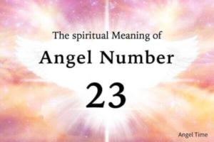 エンジェルナンバー23の数字の意味『あなたの能力、才能をもっと活用すべきである