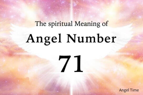 エンジェルナンバー71の数字の意味『正当な報酬のエネルギー・正しい選択の結果』