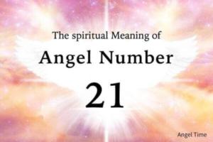 エンジェルナンバー21の数字の意味『新しい機会や方向性との出会い』