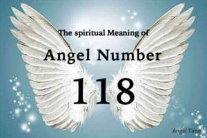 エンジェルナンバー118の数字の意味『天使たちが見守っています・原因と結果』