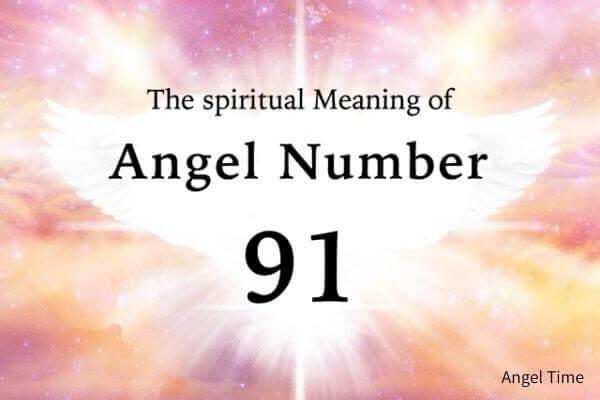 エンジェルナンバー91の数字の意味『運命を作る過程にいます』