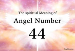 エンジェルナンバー44の数字の意味『休息・サポート』