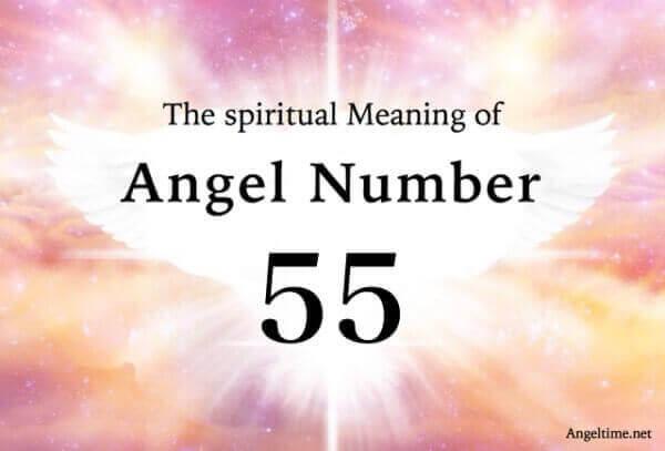 エンジェルナンバー55の数字の意味『古いものを手放し、新しいチャンスを受け入れる準備をして』