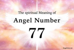 エンジェルナンバー77の数字の意味『あなたの努力は認められています・過去からの解放』