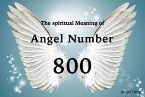 エンジェルナンバー800の数字の意味『いくつかの状況の終わり・新しい変化やチャンス』