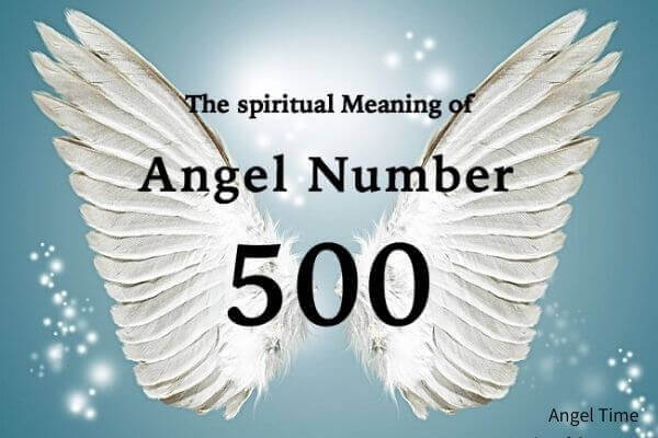 エンジェルナンバー500の数字の意味『劇的な変化の訪れ・自分に正直に』