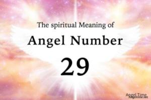 エンジェルナンバー29の数字の意味『自分自身を信頼すること・能力や才能を実証する時』