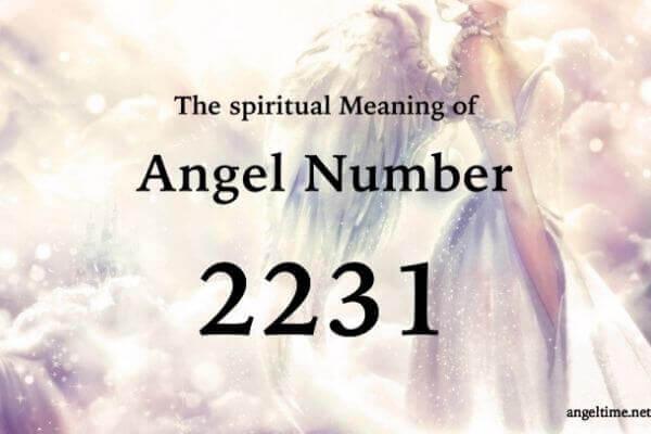 エンジェルナンバー2231の数字の意味『自分の魂が求める真の望みや夢を認識して』