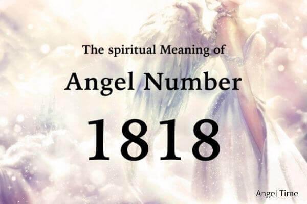エンジェルナンバー1818の数字の意味『豊かな流れが人生に訪れつつある』