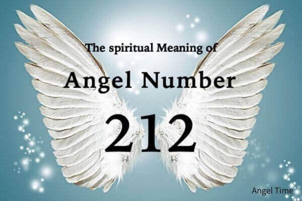 エンジェルナンバー212の数字の意味『ポジティブでいなさい・愛と信頼』