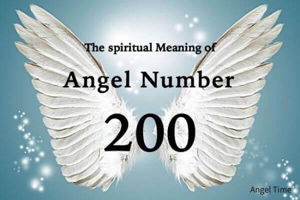 エンジェルナンバー200の数字の意味『聖なるタイミング・待つ心』