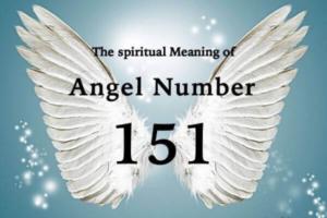 エンジェルナンバー151の数字の意味『意思のエネルギー・何をすべきかに焦点を当てて』