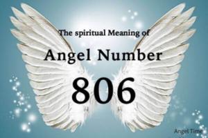 エンジェルナンバー806の数字の意味『愛する人への関心と感謝・必要なものはやってくる』