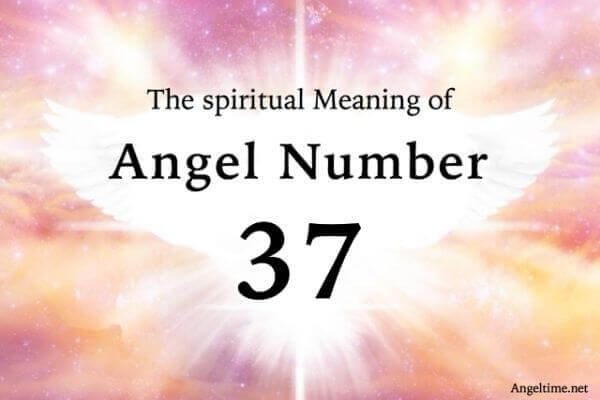 エンジェルナンバー37の数字の意味『正しい人生の道のり・心の自由』