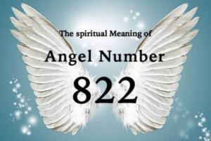 エンジェルナンバー822の数字の意味『自信・宇宙エネルギー・信頼』
