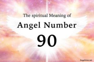 エンジェルナンバー90の数字の意味『宇宙の力・魂の使命』