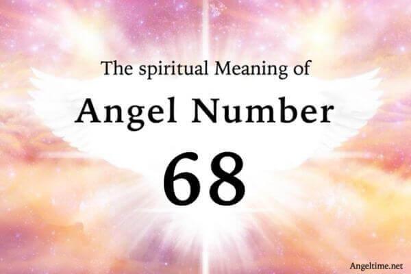 エンジェルナンバー68の数字の意味『努力と意思・自己管理』