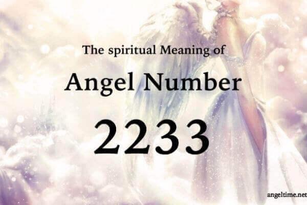 エンジェルナンバー2233の数字の意味『あなたが望む人生を創造するための招待状』