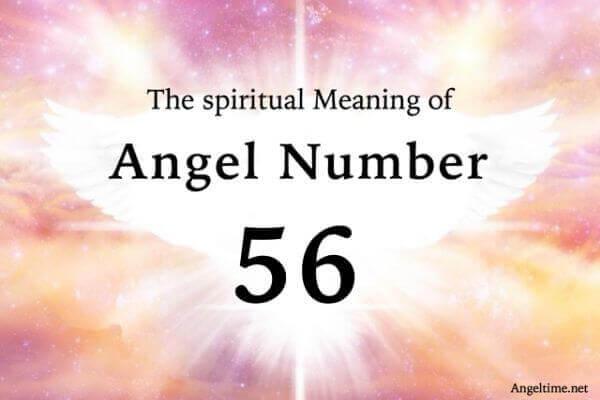 エンジェルナンバー56の数字の意味『感謝する態度を保って』