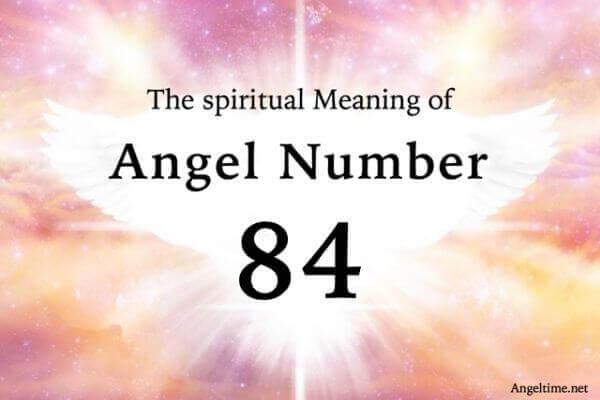 エンジェルナンバー84の数字の意味『高次元の光の中の自分を見る』