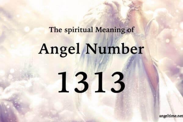 エンジェルナンバー1313の数字の意味『あなたが選んだ道を天使たちは応援しています』