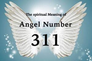 エンジェルナンバー311の数字の意味『思考や期待が素早く現実になろうとしています』