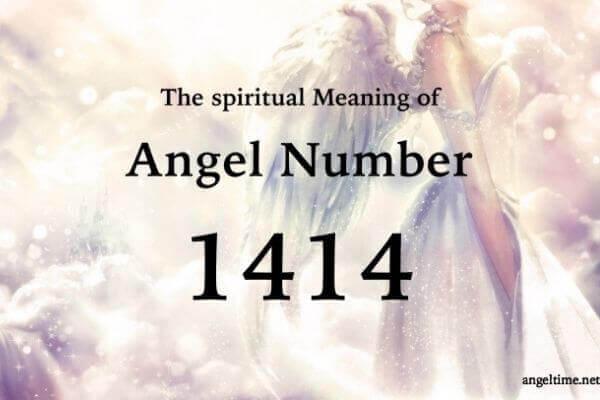 エンジェルナンバー1414の数字の意味『ポジティブなアファメーションを続けて』