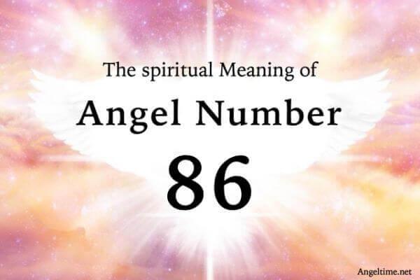 エンジェルナンバー86の数字の意味『あなたの祈りが届けられました』