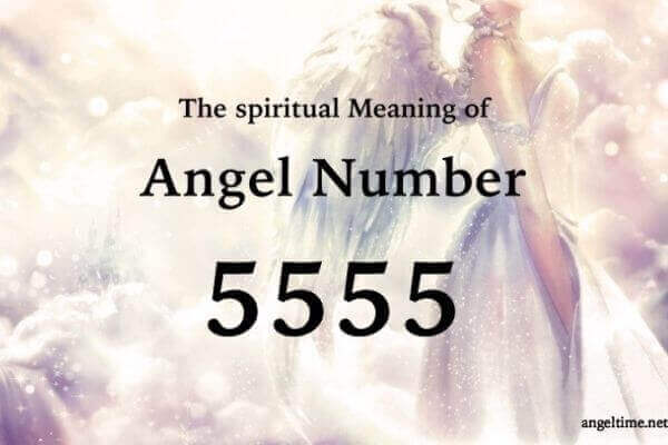 エンジェルナンバー5555の数字の意味『あなたが最も必要とするタイミングで変化の扉が開かれる』
