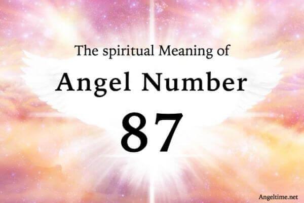 87のエンジェルナンバー数字の意味『あなたには望みを叶える能力がある』