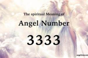 3333のエンジェルナンバー数字の意味『天使たちが見守っています・才能を活かす』