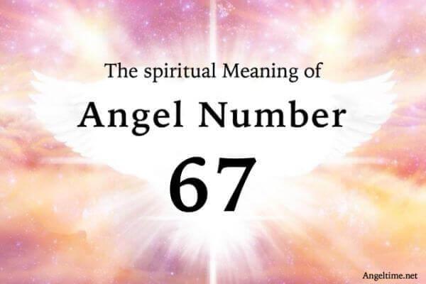 67のエンジェルナンバー数字の意味『進歩・成功・継続』