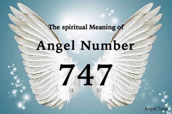 747のエンジェルナンバー数字の意味『あなたは正しい道のりを進んでいます』