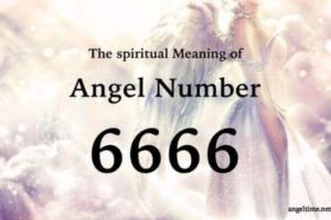 6666のエンジェルナンバー数字の意味『あなたの思考が物質的な面に集中しすぎています』