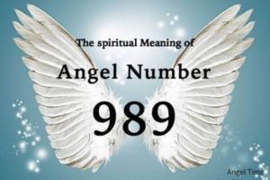 989のエンジェルナンバー数字の意味『あなたの人生におけるいくつかの局面が終わりを迎えている』