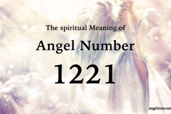 1221のエンジェルナンバー数字の意味『ポジティブな姿勢・あなたの感情や信念が現実を作る』