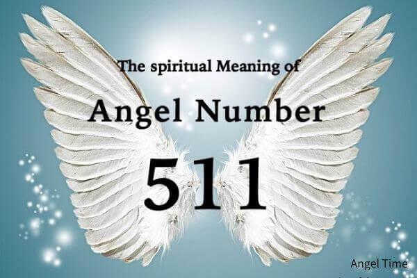 エンジェルナンバー511の数字の意味『自分自身に素直になりましょう』