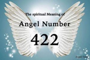 エンジェルナンバー422の数字の意味・恋愛『ポジティブなアファーメーション・人生の基盤』
