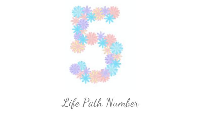 誕生数「5」の運気を上げるポイント