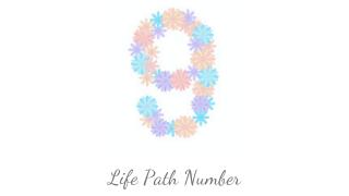 カバラ数秘術 誕生数9の性格の特徴と運気を上げるポイント