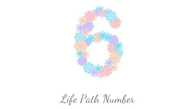カバラ数秘術で占う誕生数「6」の性格の特徴と運気を上げるポイント